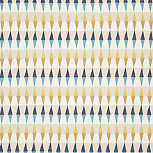 Buy Harlequin Ampico Marine/Zest/Ochre Fabric, Price Band G Online at johnlewis.com