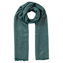 Buy East Metallic Scarf Online at johnlewis.com