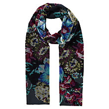 Buy East Nightingale Devore Scarf, Multi Online at johnlewis.com