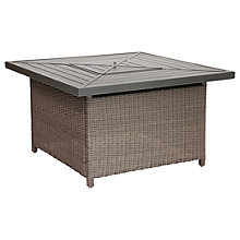 Buy KETTLER Palma Table & Firepit Online at johnlewis.com