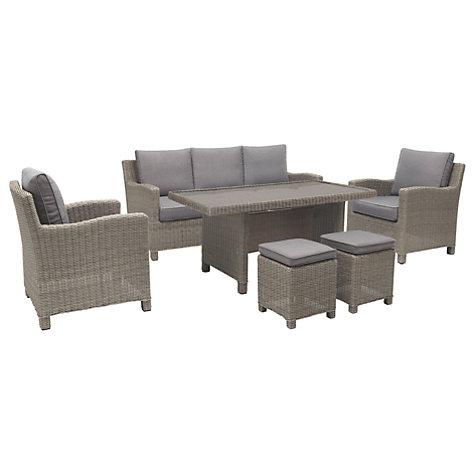 buy kettler palma garden lounge dining set john lewis. Black Bedroom Furniture Sets. Home Design Ideas