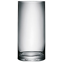 Buy LSA International Column Vase, H36cm, Clear Online at johnlewis.com