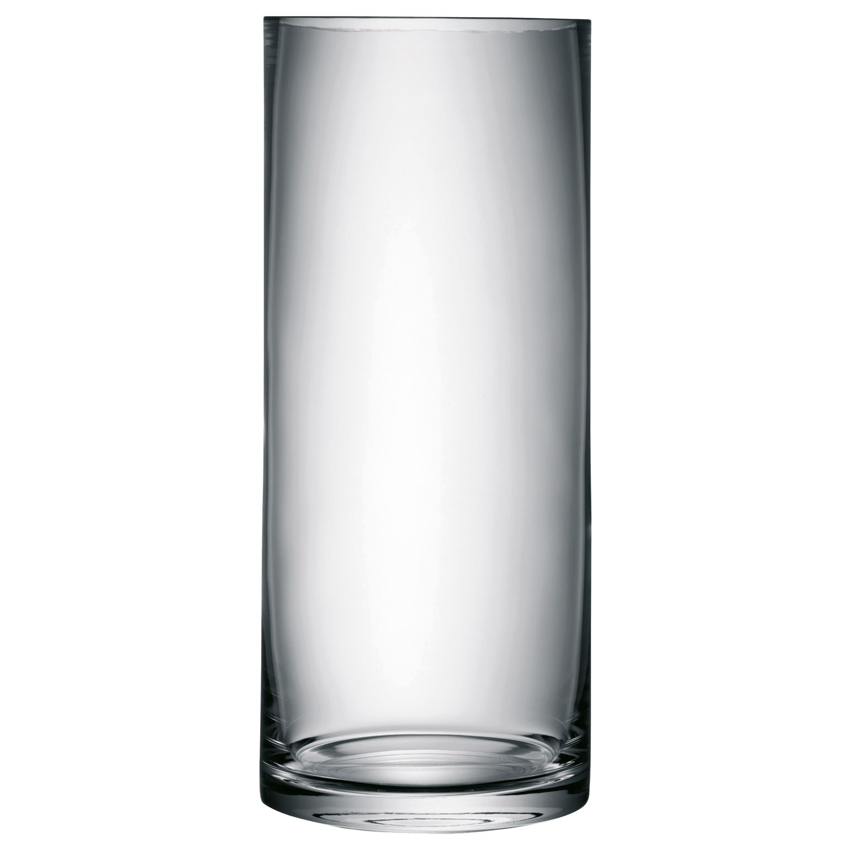 LSA International LSA International Column Vase, H42cm, Clear