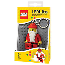 Buy LEGO Classic Minifigures Santa Key Light Online at johnlewis.com