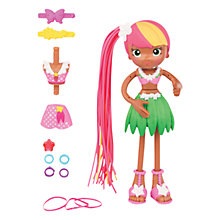 Buy Betty Spaghetty Hula Zoey And Beach Zoey Doll And Outfits Online at johnlewis.com