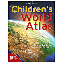 Buy Children's World Atlas Online at johnlewis.com