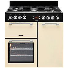 Buy Leisure CK90G232 Dual Fuel Range Cooker Online at johnlewis.com
