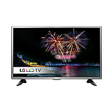 "Buy LG 32LH510B LED HD Ready 720p TV, 32"" With Freeview & Metallic Design Online at johnlewis.com"