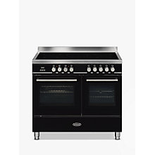 Buy Britannia RC-10TI-QL Q-Line Induction Hob Range Cooker Online at johnlewis.com