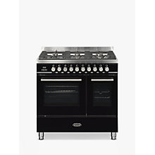 Buy Britannia RC-9TG-QL Q-Line Dual Fuel Range Cooker Online at johnlewis.com