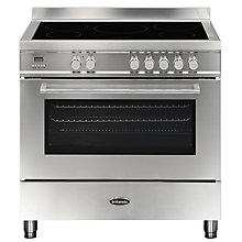 Buy Britannia RC-9SI-QL Q-Line Induction Hob Range Cooker Online at johnlewis.com