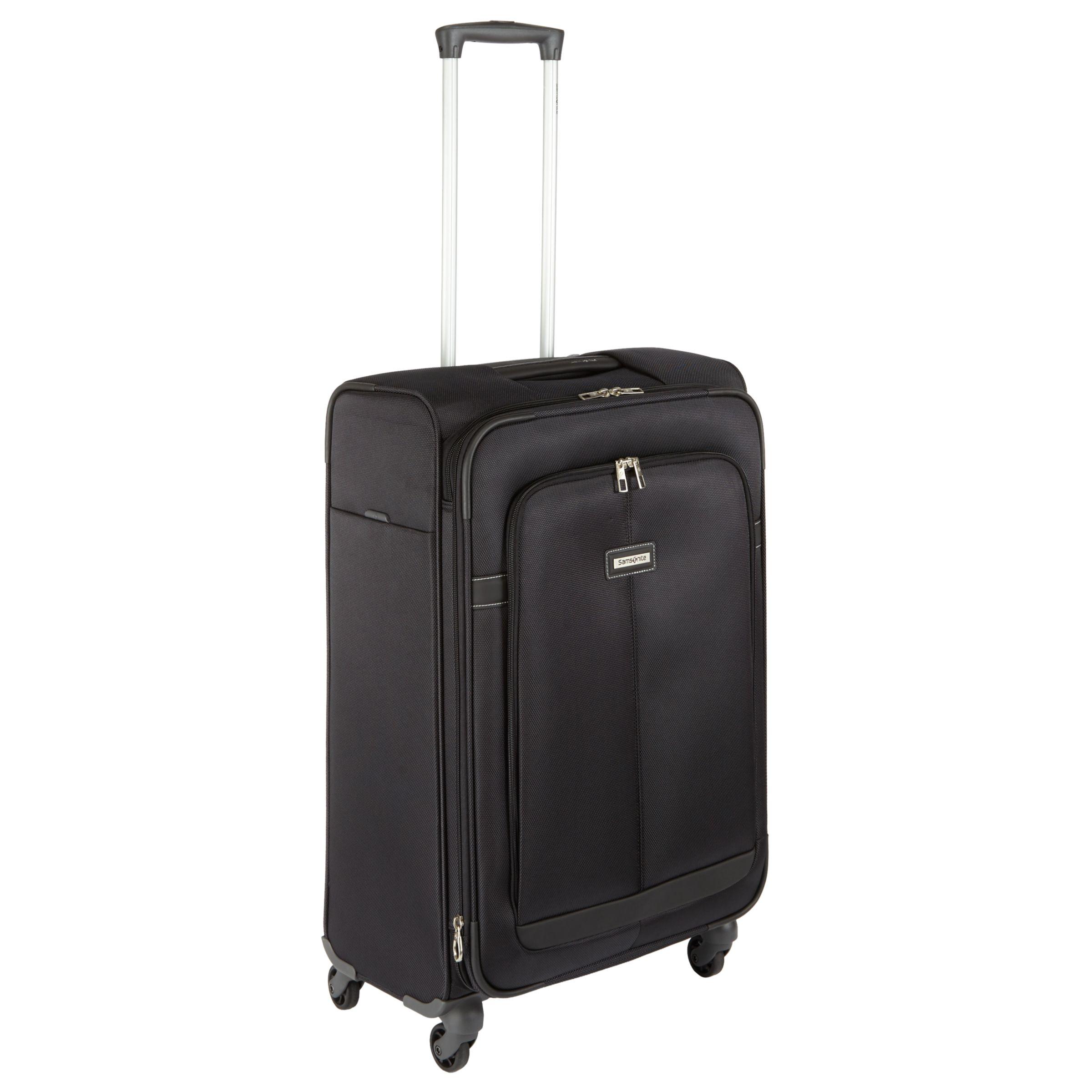 Samsonite Samsonite Caphir 69cm 4-Spinner Wheels Suitcase, Black