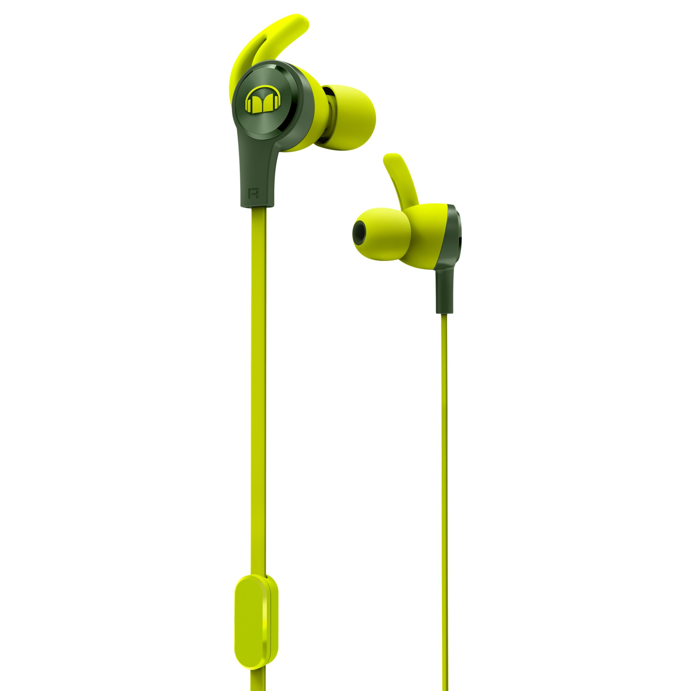 Monster Monster iSport Achieve In-Ear Headphones with ControlTalk Mic/Remote