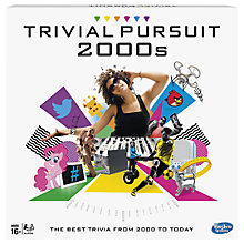 Buy Trivial Pursuit 2000s Edition Game Online at johnlewis.com