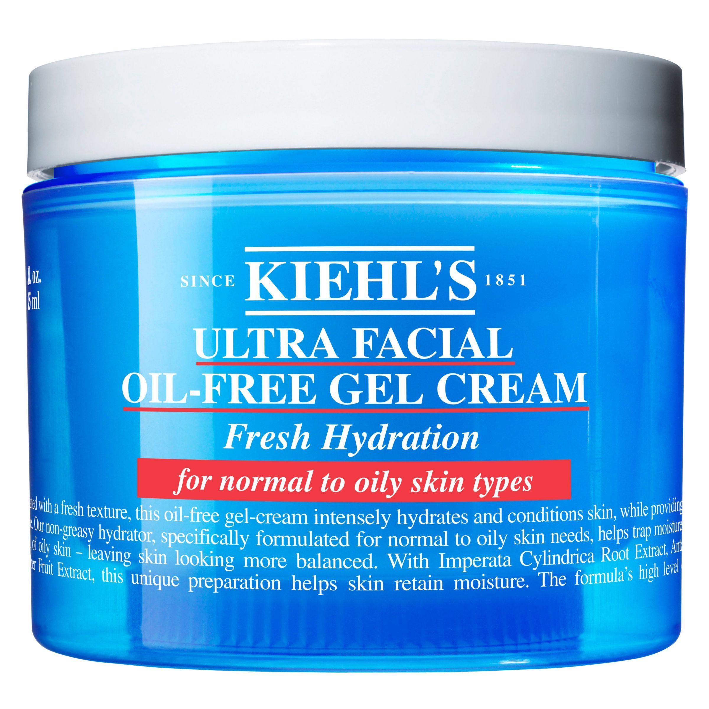 Kiehls Kiehl's Ultra Facial Oil-Free Gel Cream, 125ml
