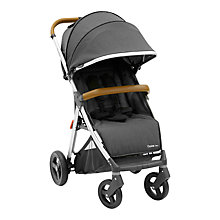 Buy Oyster Zero Pushchair, Grey Online at johnlewis.com