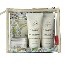 Buy Storksak Organics Little Traveller Set Online at johnlewis.com