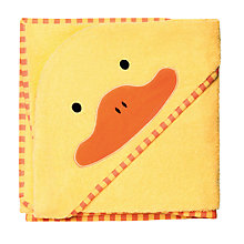 Buy Skip Hop Baby Duck Hooded Towel Online at johnlewis.com