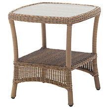 Buy KETTLER RHS Harlow Side Table, Natural Online at johnlewis.com