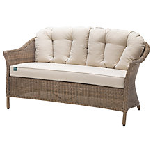 Buy KETTLER RHS Harlow 2 Seater Sofa, Natural Online at johnlewis.com