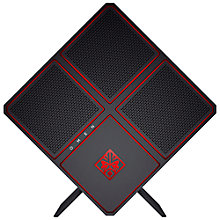 Buy HP OMEN 900-085na VR Ready Liquid Cooled Gaming Desktop PC, Intel Core i7, 16GB RAM, 2TB HDD + 256GB and Microsoft Office 365 Home Premium, 5 PCs, One Year Subscription Online at johnlewis.com