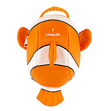 Buy LittleLife Toddler Clownfish Backpack Online at johnlewis.com
