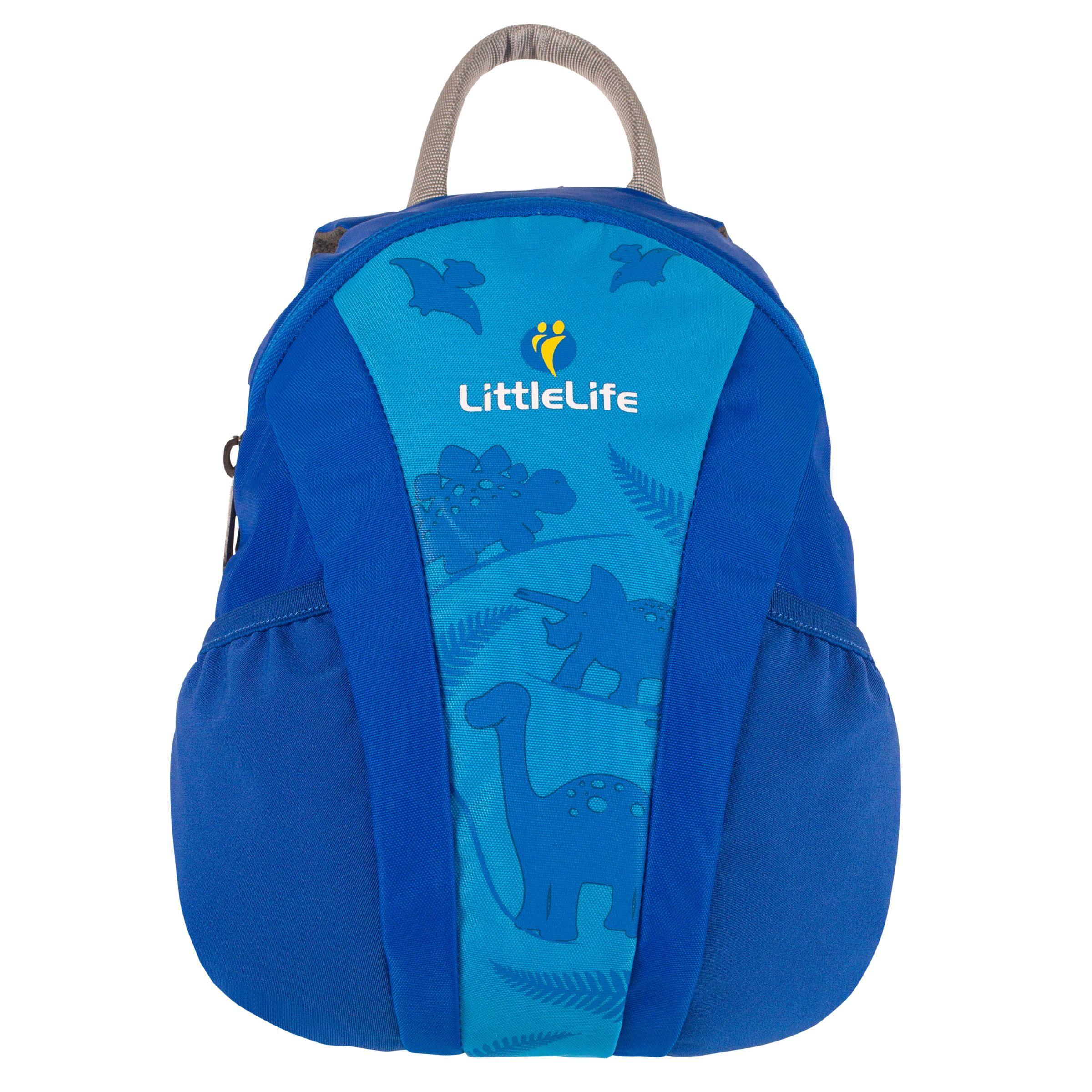 Littlelife LittleLife Toddler Dinosaur Backpack, Blue