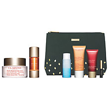 Buy Clarins Wrinkle Lifting Cream and Skincare Boosters, Energy with Gift Online at johnlewis.com