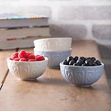 Buy Mason Cash Bakewell Mini Bowls, Set of 4 Online at johnlewis.com