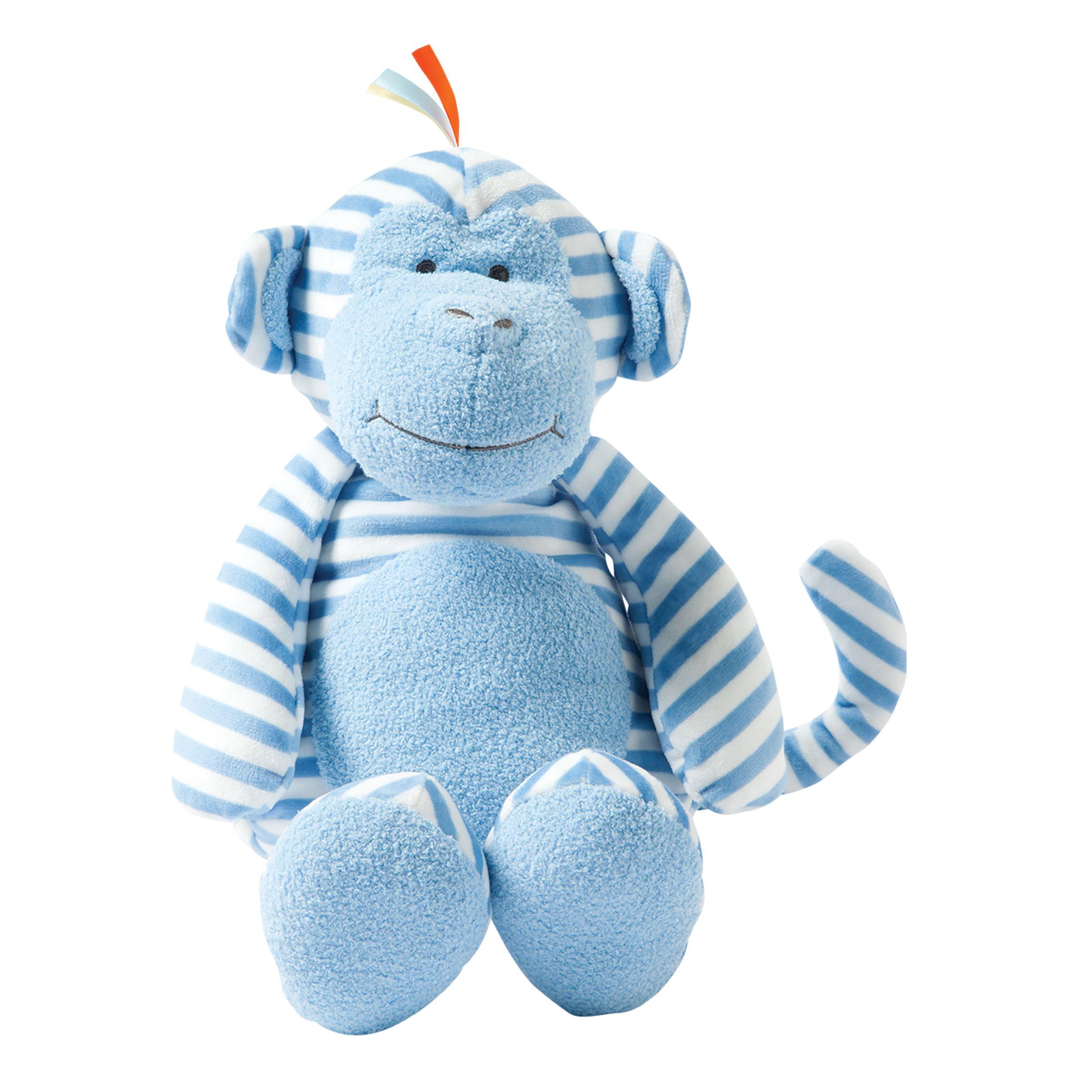 Manhattan Toy Manhattan Toy Giggle Monkey Soft Toy, Large