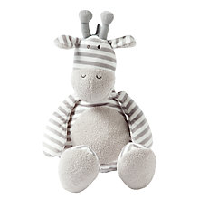 Buy Manhattan Toy Giggle Giraffe Soft Toy, Large Online at johnlewis.com