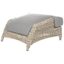 Buy 4 Seasons Outdoor Valentine Outdoor Footstool, Praia Online at johnlewis.com