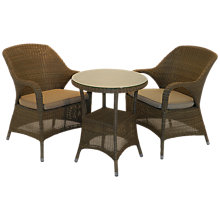 Buy 4 Seasons Outdoor Sussex Bistro Set, Taupe Online at johnlewis.com