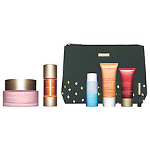 Buy Clarins Multi-Active Day Cream and Booster Energy with Gift Online at johnlewis.com