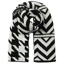 Buy Precis Petite Ola Check Scarf, Multi Online at johnlewis.com