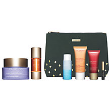 Buy Clarins Extra-Firming Mask and Skincare Boosters, Energy with Gift Online at johnlewis.com