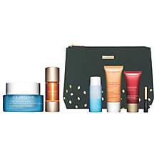 Buy Clarins Skincare Boosters, Energy and HydraQuench Cream with Gift Online at johnlewis.com