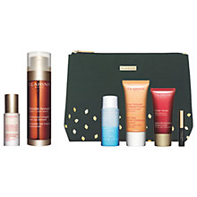 Buy Clarins Eye Lift Perfecting Serum and Double Serum with Gift Online at johnlewis.com