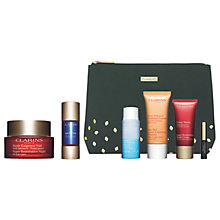 Buy Clarins Restorative Night Cream and Skincare Boosters, Repair with Gift Online at johnlewis.com