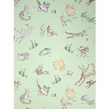 Buy Osborne & Little Quentin's Menagerie Wallpaper Online at johnlewis.com