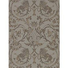 Buy Zoffany Phaedra Landseer wallpaper Online at johnlewis.com