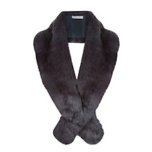 Buy Hobbs Carey Faux Fur Stole Online at johnlewis.com