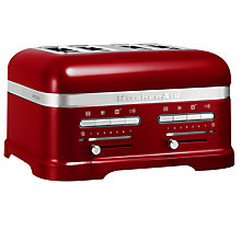 Buy KitchenAid Artisan 4-Slice Toaster Online at johnlewis.com