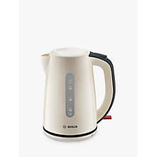 Buy Bosch 1.7L Vision Kettle Online at johnlewis.com