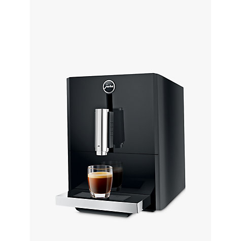 buy jura a1 bean to cup coffee machine john lewis. Black Bedroom Furniture Sets. Home Design Ideas