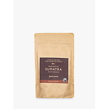 Buy John Lewis Fair Trade Sumatra Coffee Beans, 250g Online at johnlewis.com