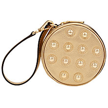 Buy MICHAEL Michael Kors Studded Leather Small Coin Purse Online at johnlewis.com