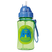 Buy Skip Hop Baby Dinosaur Straw Bottle Online at johnlewis.com