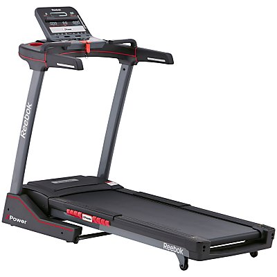 Reebok ZPower Treadmill Black
