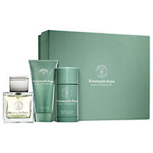 Buy Ermenegildo Zegna Acqua Di Bergamotto 100ml Eau de Toilette Fragrance Gift Set Online at johnlewis.com